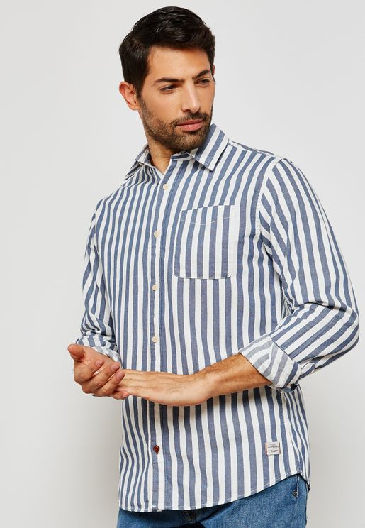 Jayden Pocket Detail Shirt