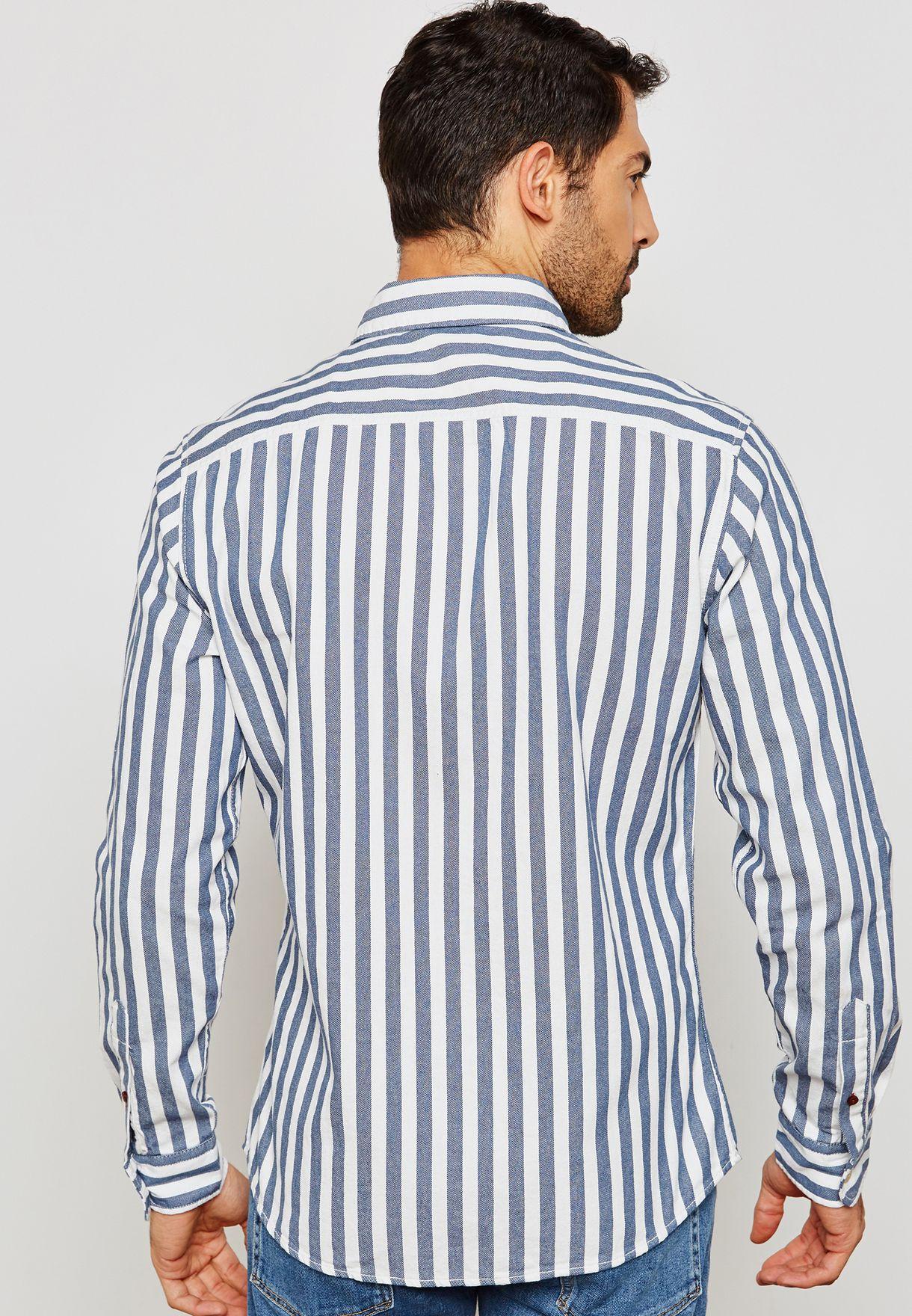 Jayden Pocket Detail Shirt