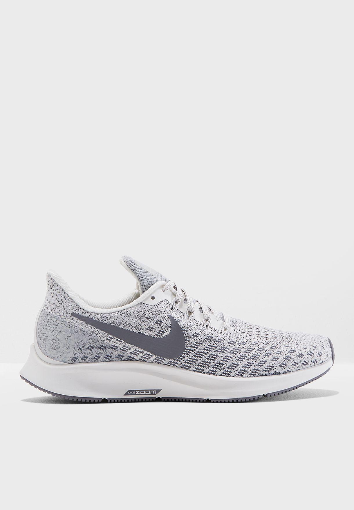 4346805e47c6 Shop Nike white Air Zoom Pegasus 35 942855-004 for Women in UAE ...