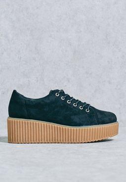 حذاء كريبر بلاتفورم