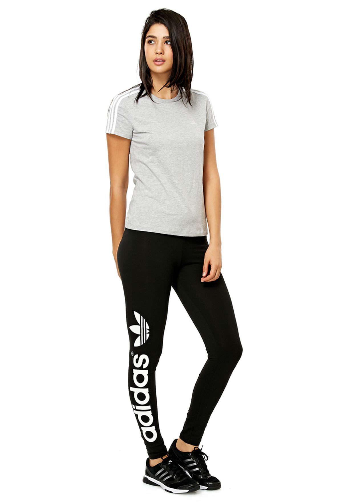 Kuwait Adidas Trf Black For Legging In Women G86235 Shop wBq4vUq
