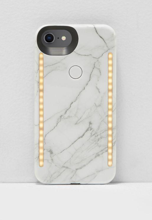 iPhone 8 Selfie Light Duo Cover