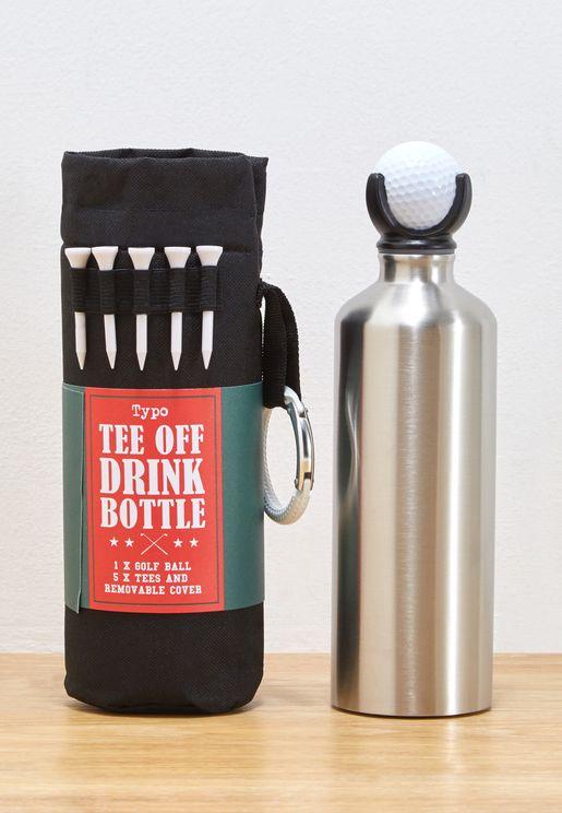 Tee Off Drink Bottle