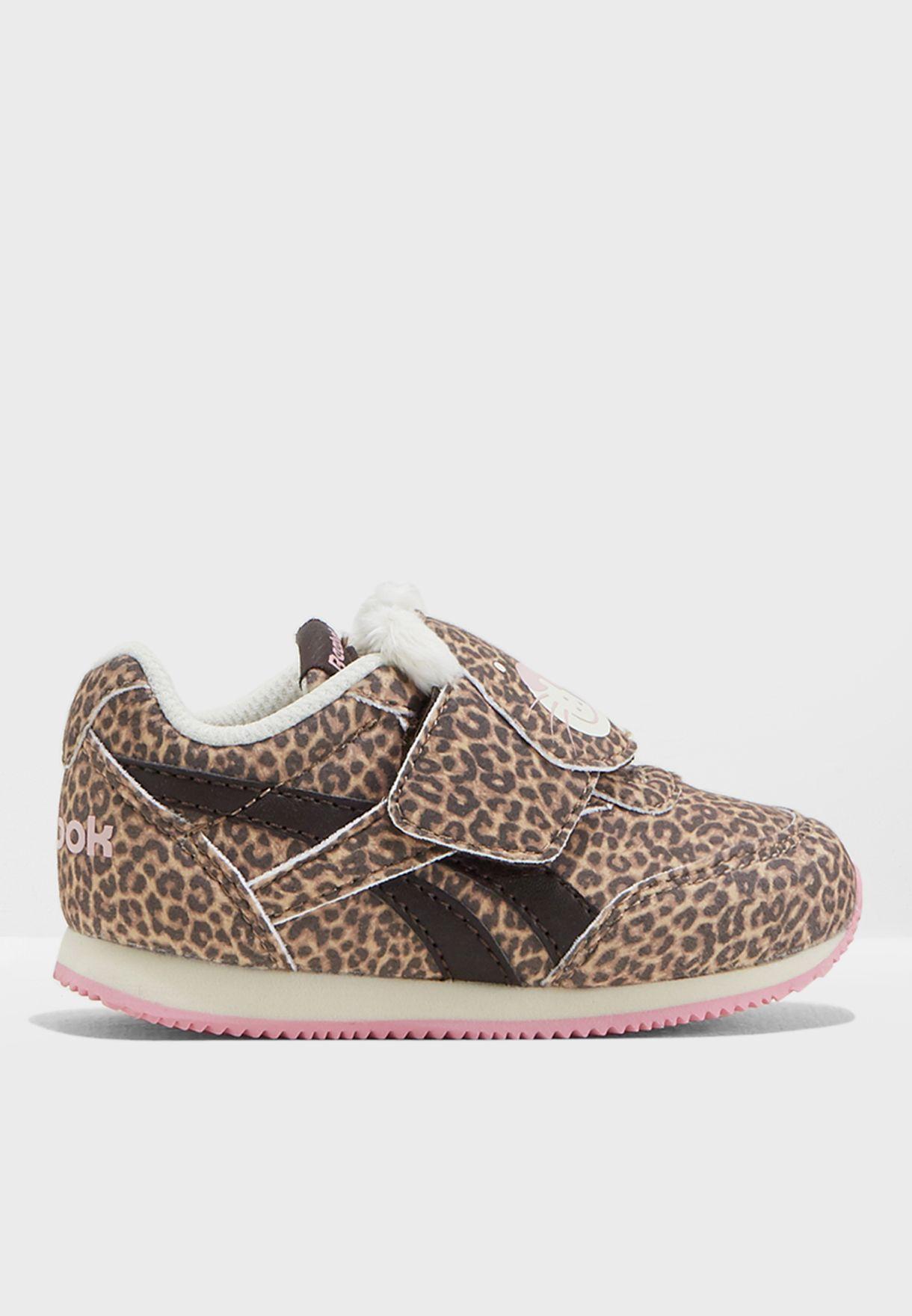 becedb465e9 Shop Reebok animalprint Infant Royal Classic Jogger 2 KC CN5036 for ...