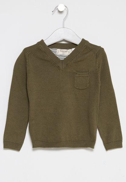 Infant Fine-knit Sweater