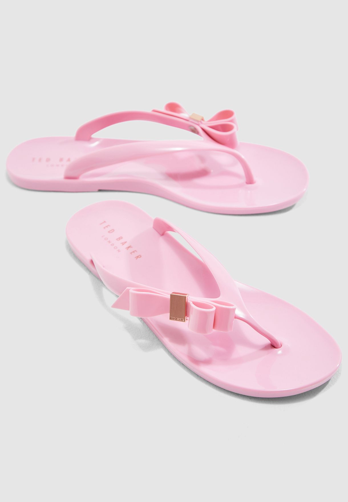 53d4b319c Shop Ted baker pink Suszie Thong Sandal 918810   918180 for Women in UAE -  TE456SH92JET