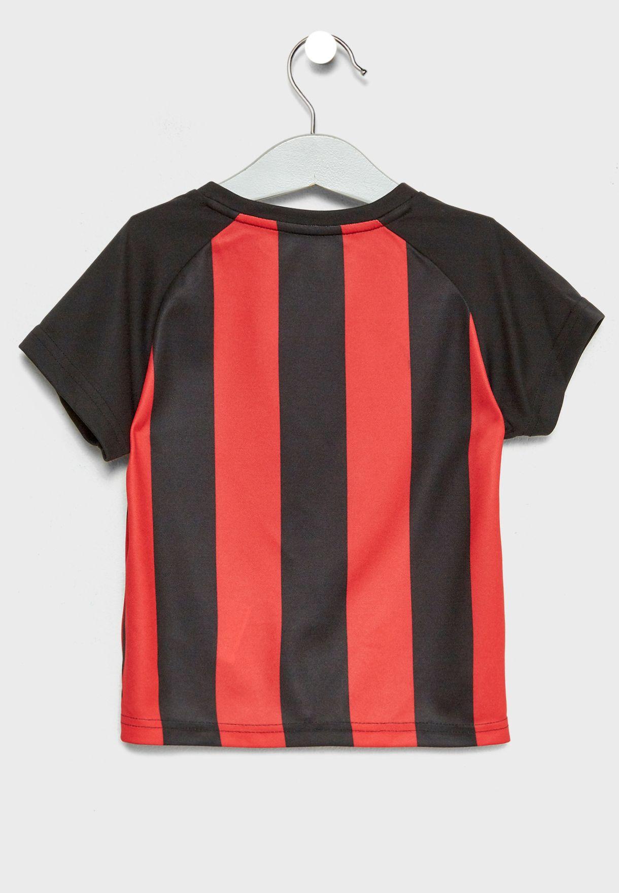 Infant AC Milan Home 18/19 Kit