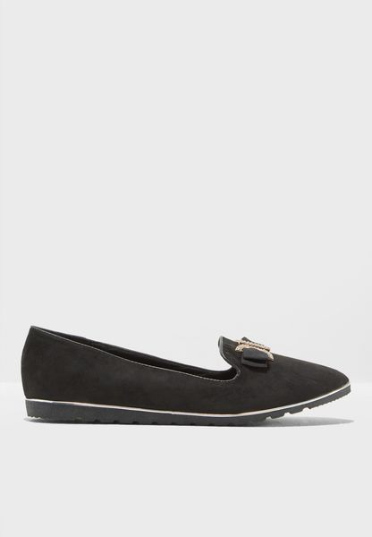 Bow Flat Shoes