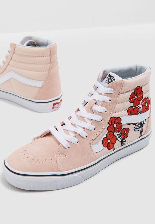 Mickey & Minnie SK8-Hi Sneakers
