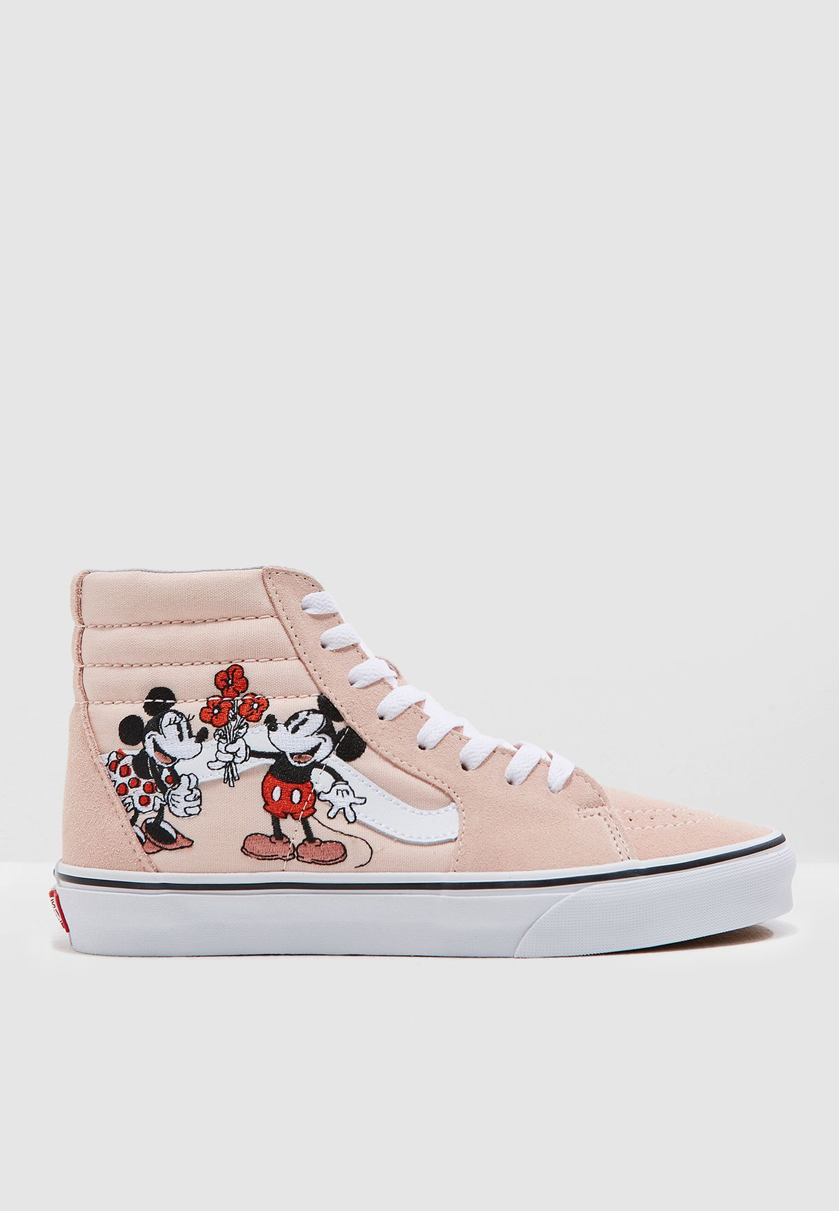 Mickey & Minnie SK8-Hi Sneakers