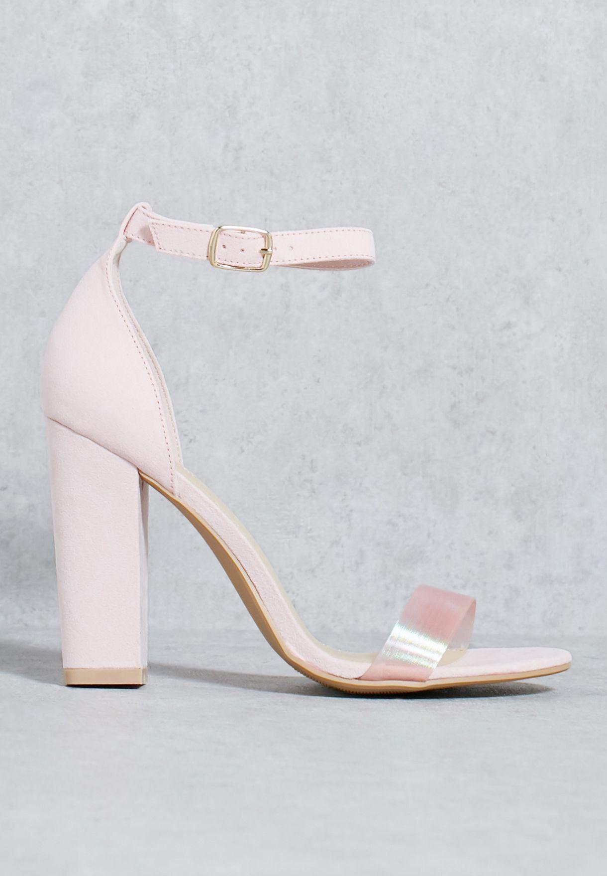 Forever 21 Women's Pumps Black Heel Shoe   Konga Online Shopping