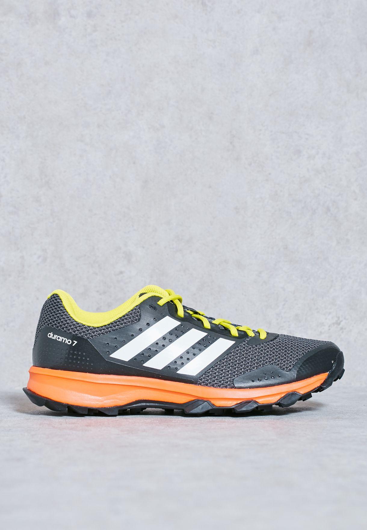 brand new 6c74b cd88e Shop adidas black Duramo 7 Trail M AQ5864 for Men in Kuwait - AD476SH92GMD