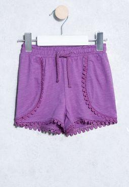 Kids Jersey Shorts