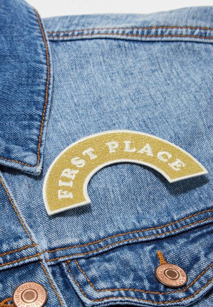 patch, first place