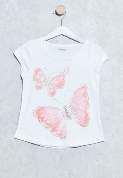Youth Butterfly T-Shirt