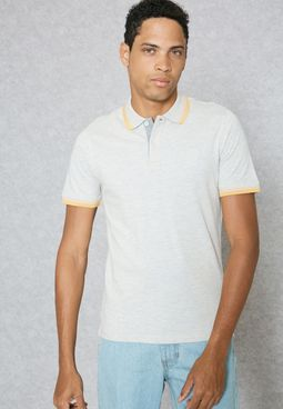 Gms Contrast Polo