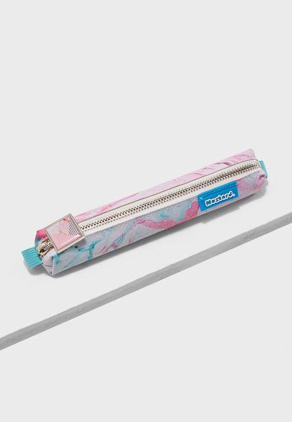 Marble Mini Pencil Case