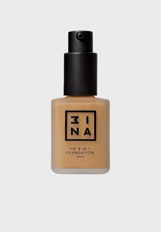 The 3-in-1 Foundation 213
