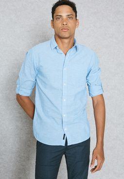 Summer Slim Fit Shirt