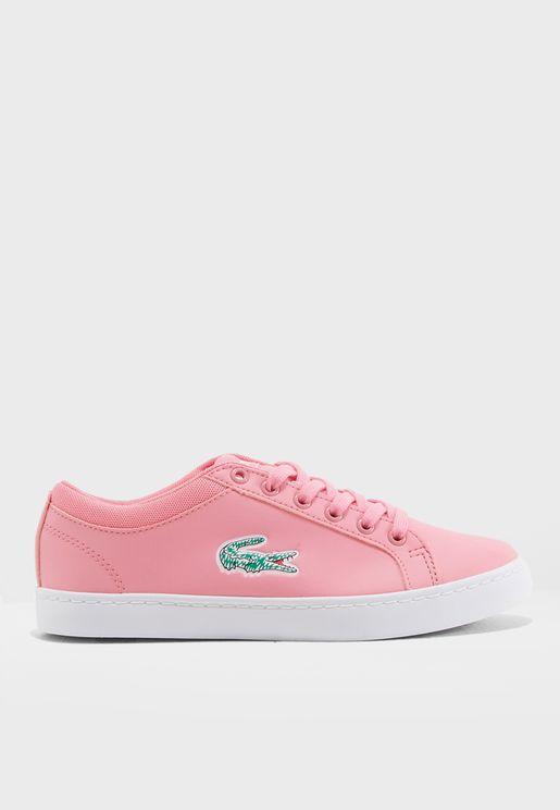 Youth Straightset Lace 118 1 Sneaker