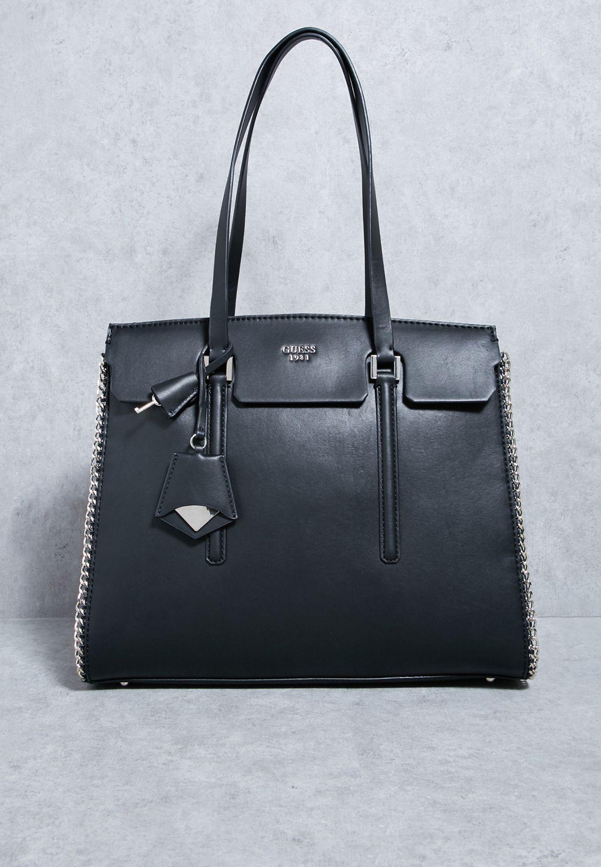 Shop Guess black Johanna Shopper VG662123 for Women in Saudi - GU094AC92EVR 5de0ed7706f3d