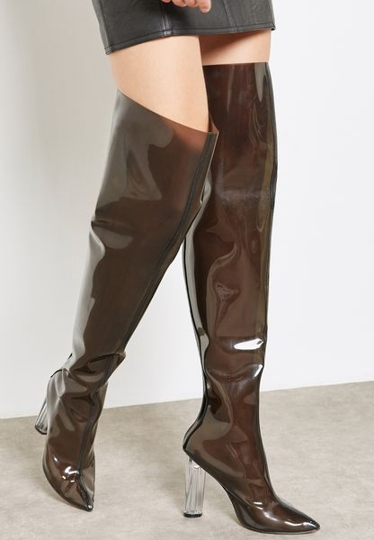 Brylee High-Heel Knee Boots