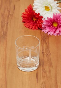 Short Kuffic Tumbler Glassware