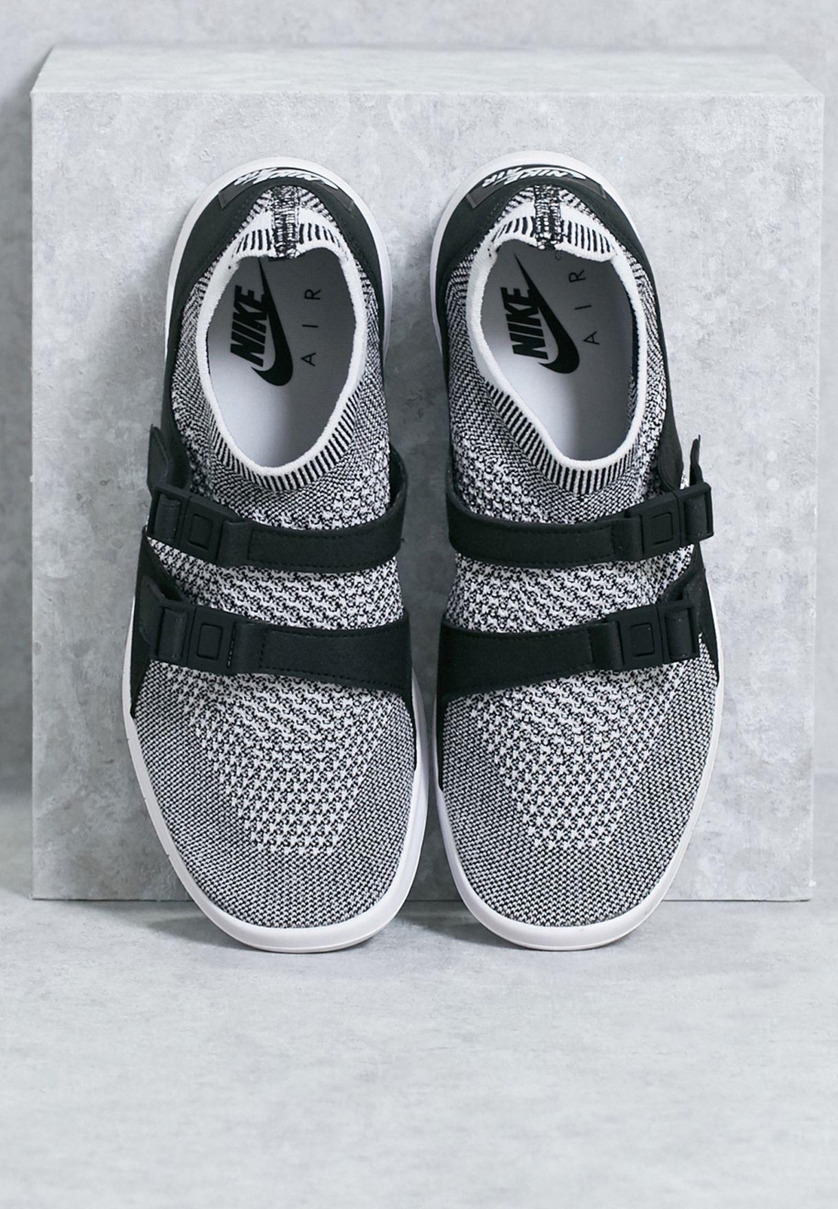 167740a556f1a Shop Nike monochrome Sock Racer Ultra Flyknit 896447-002 for Women ...