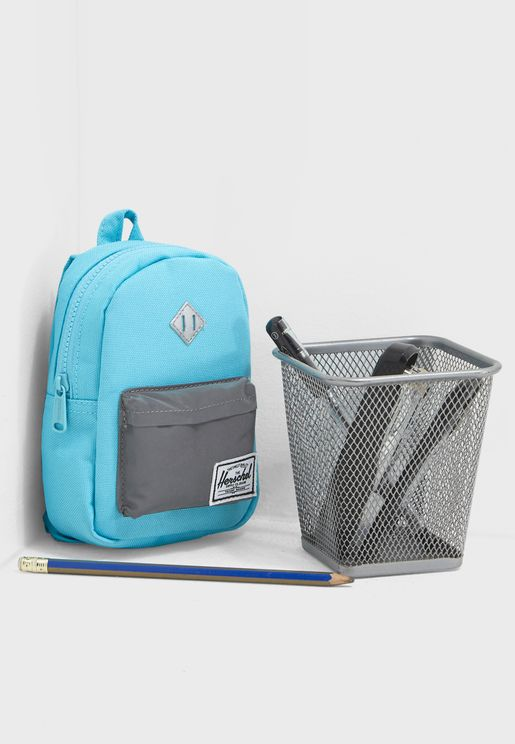 65ee950b8600 Kids Mini Heritage Backpack