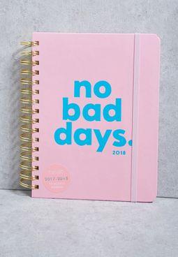 No Bad Days Notebook