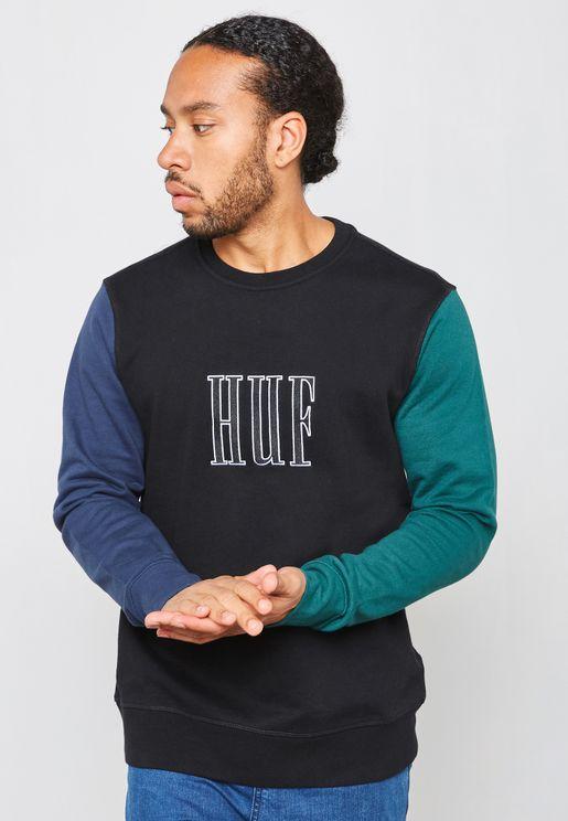 Crevasse Sweatshirt