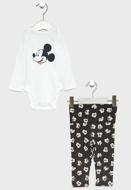 Infant Mickey Pyjama Set