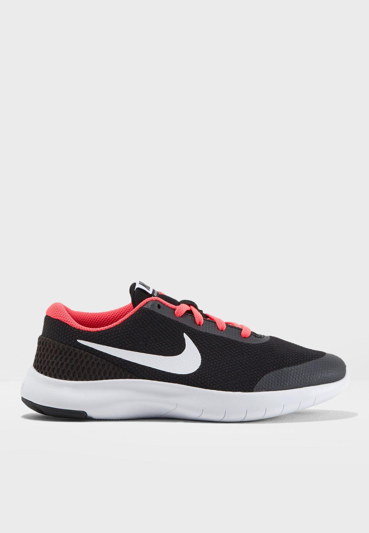 Shop Nike black Flex Experience RN 7 Youth 943287-001 for Kids in Qatar -  NI727SH82FIJ af38553332