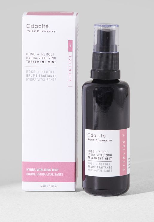 Hydrate and Vitalize Rose + Neroli Treatment Mist