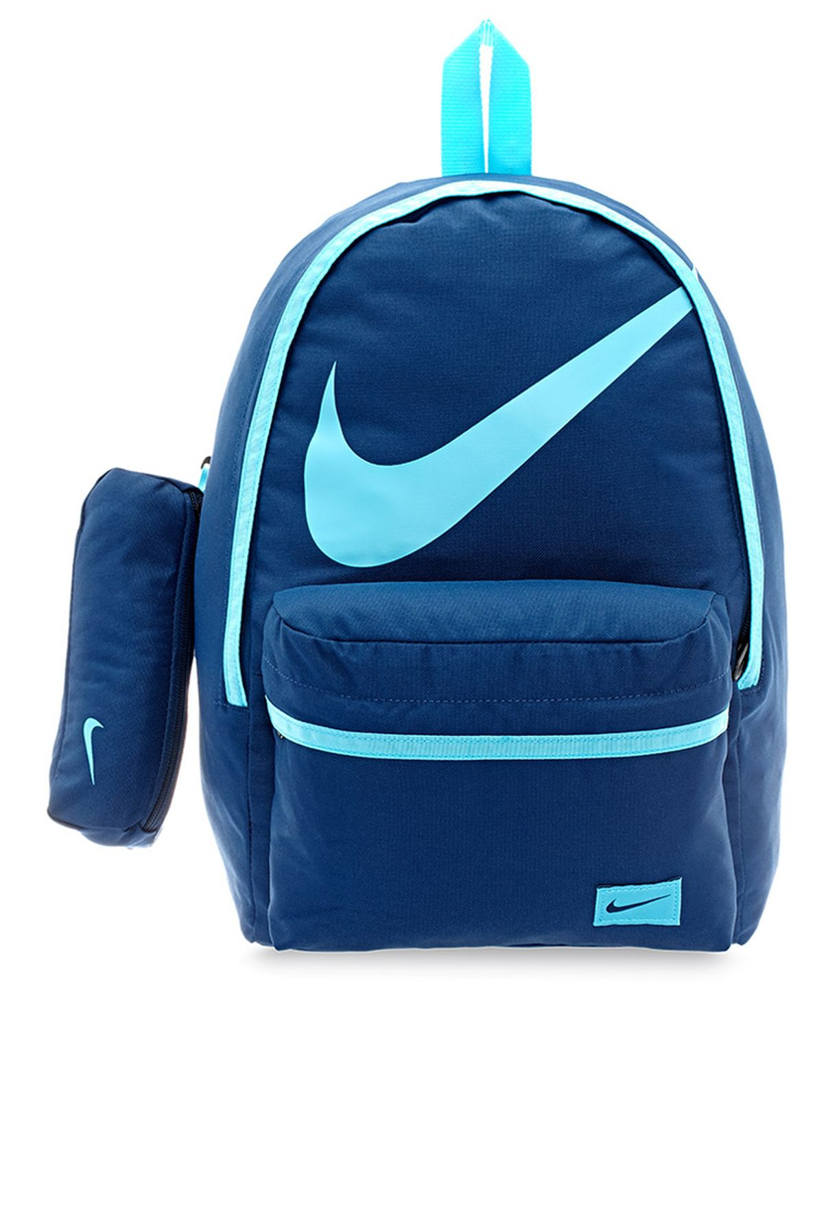df3addf355 Shop Nike blue Young Athletes Classic Backpack NEQP-BA4665-449 for ...