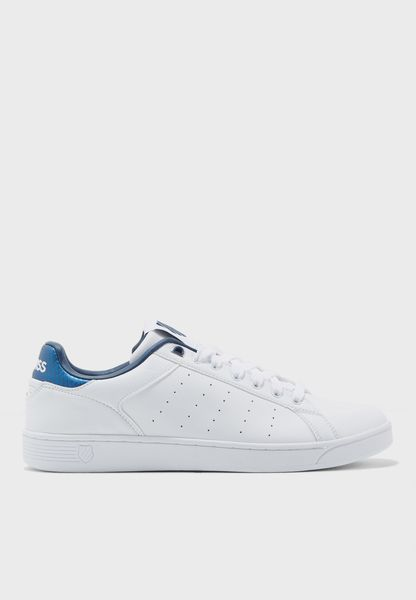 Clean Court Sneakers