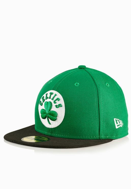 94b8e76cc02cf 59Fifty Boston Celtics Snapback