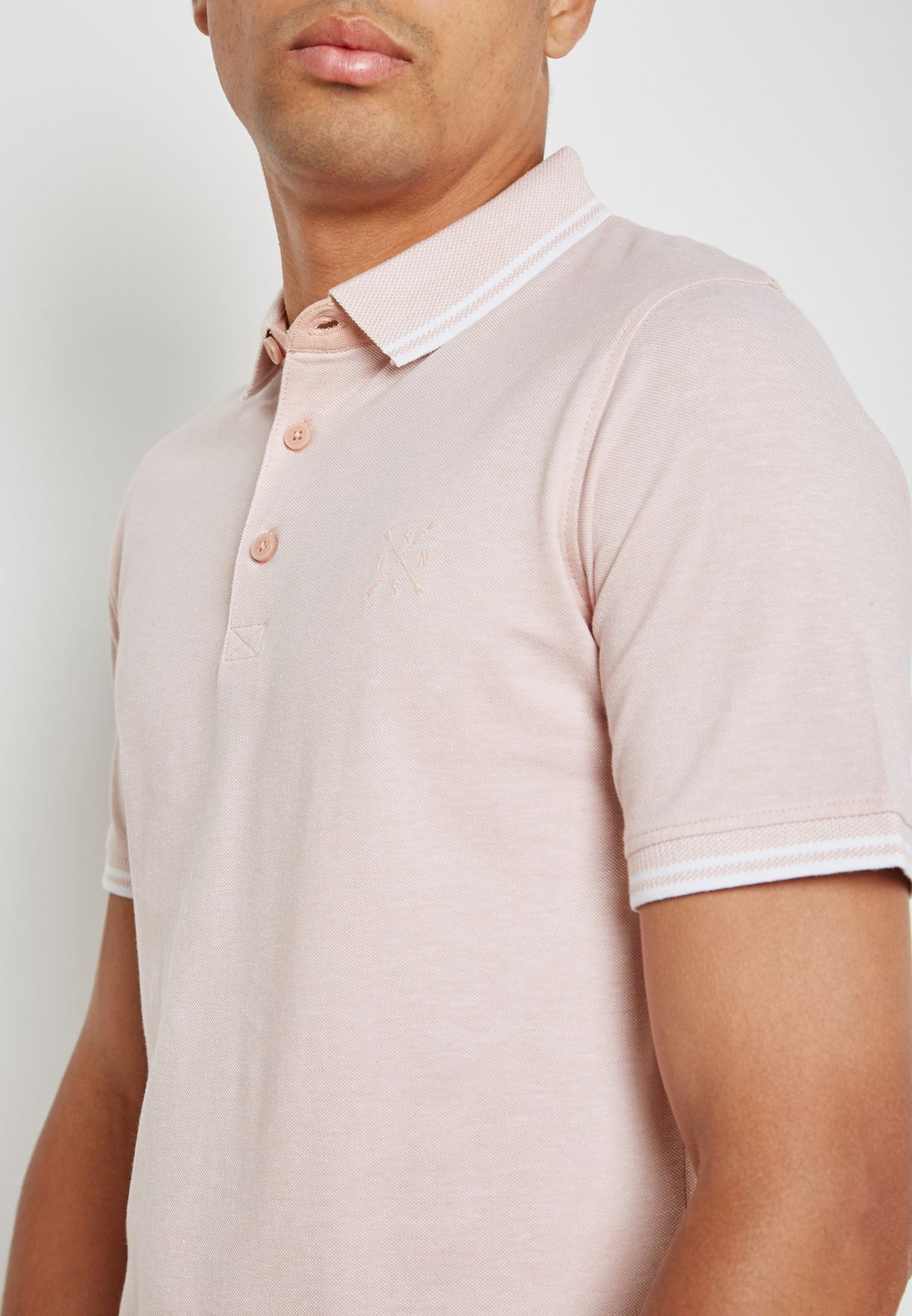 Stan Slim Fit Polo