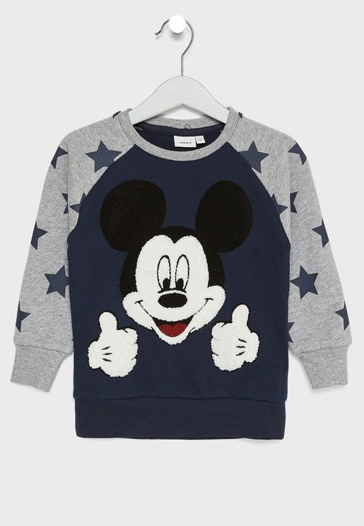 Infant Mickey Sweatshirt