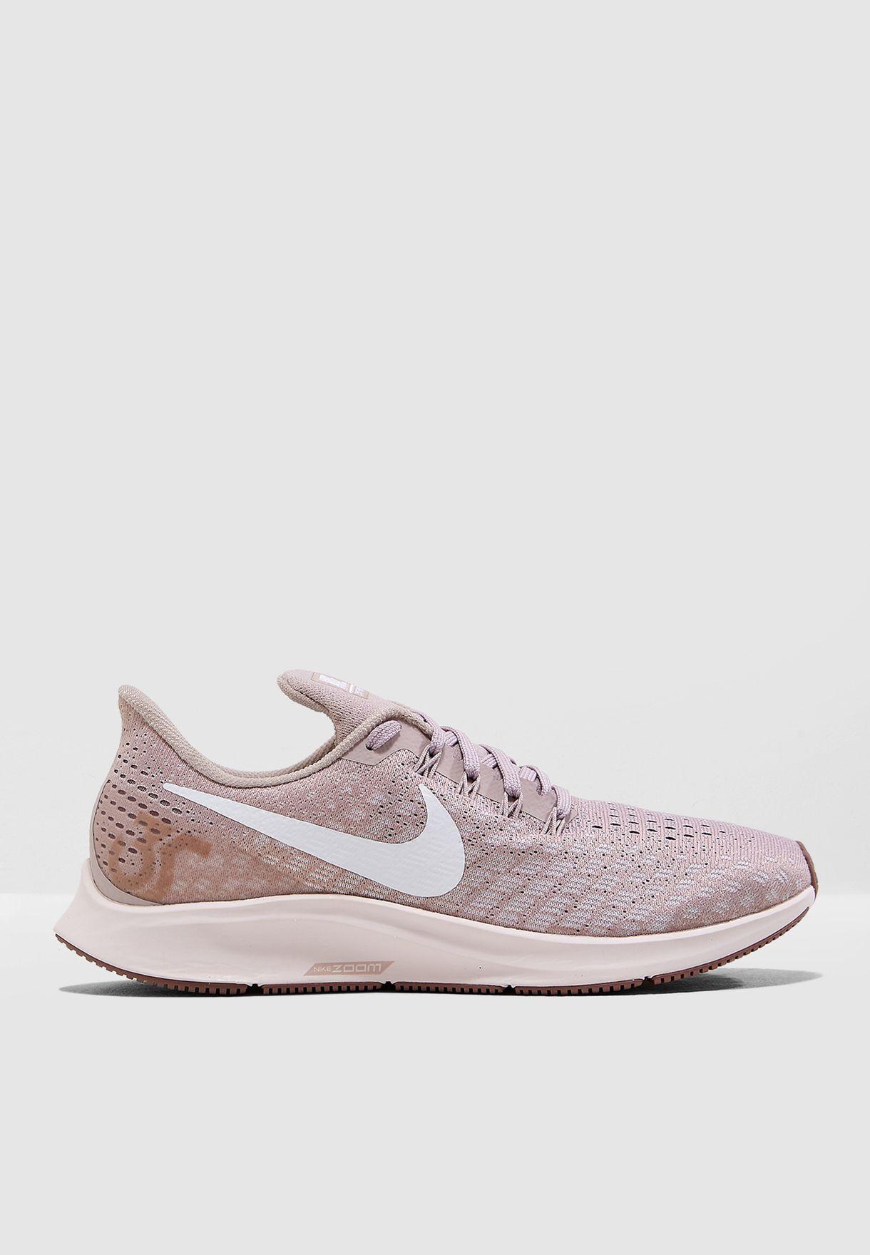 220fe37c04800 Shop Nike purple Air Zoom Pegasus 35 942855-605 for Women in Saudi ...
