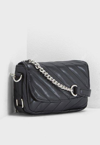 Malou Quilted Crossbody