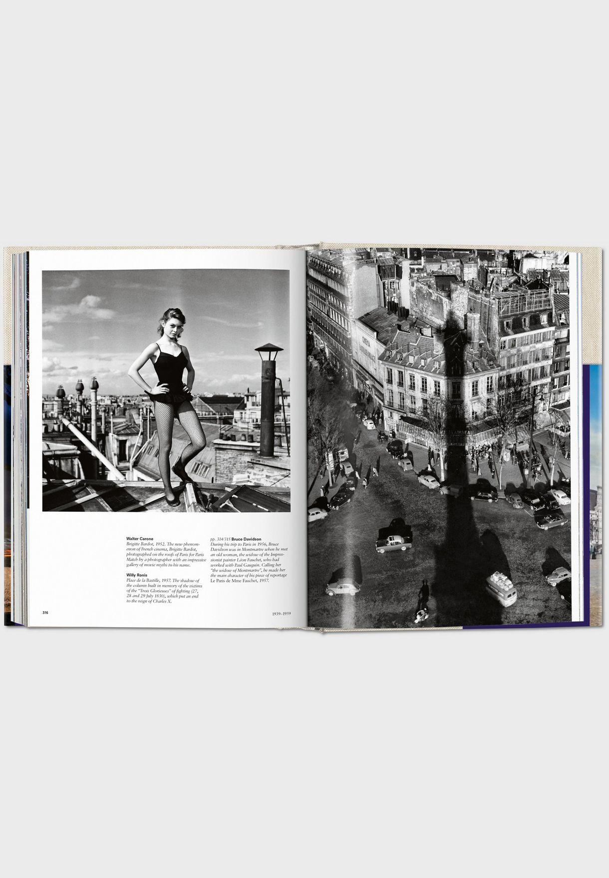 """كتاب """"صور من باريس"""" (Paris Portrait Of The City)"""