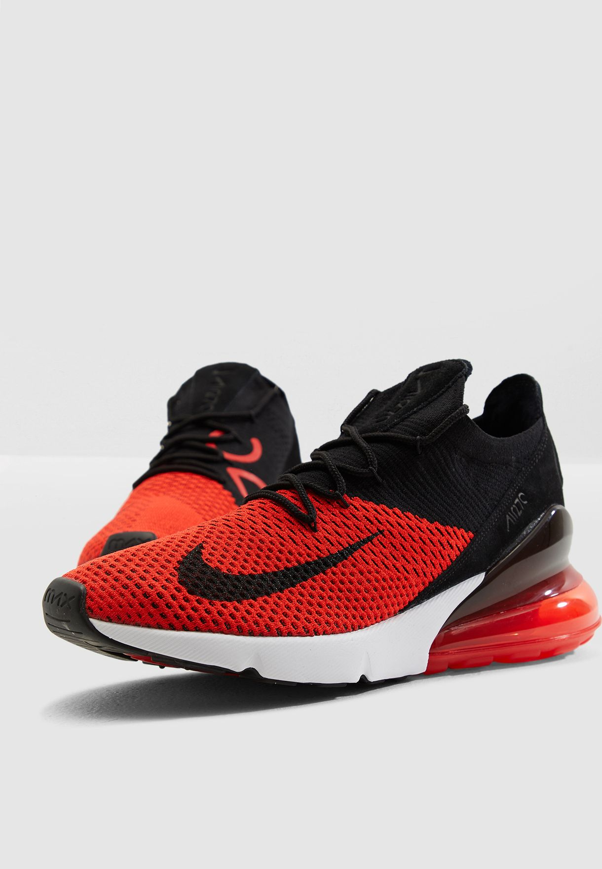 Shop Nike multicolor Air Max 270 Flyknit AO1023-601 for Men in Kuwait -  NI727SH82IXL fcd4c740b