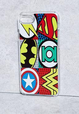 iPhone 7 Superhero Cover