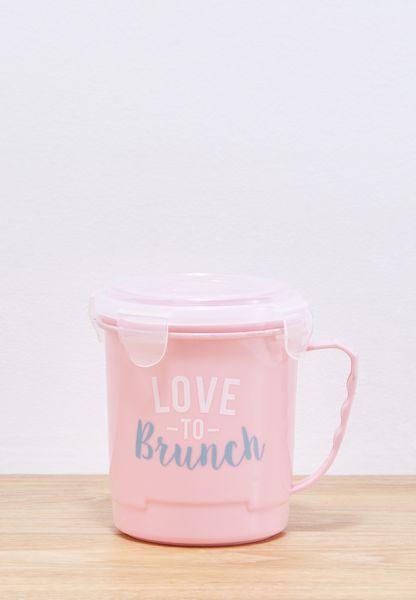 Love To Brunch Soup Bowl