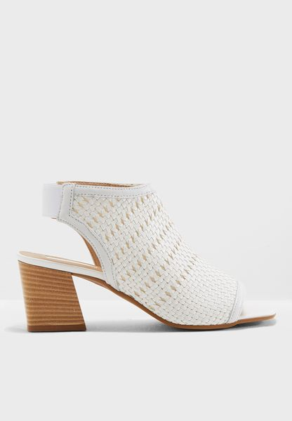 Nifty Woven Sandals