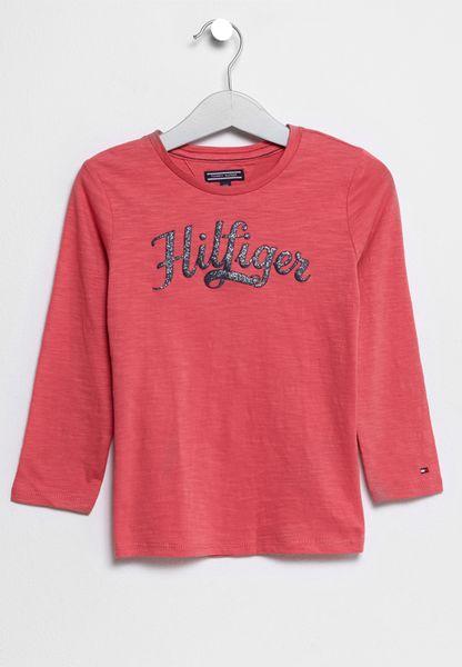 Little Embellish Knit T-Shirt