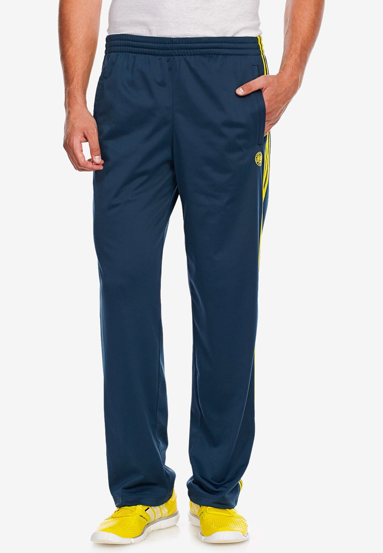 182ba205 Shop adidas navy Rg Wu Pant Z36774 for Men in UAE - AD476AT82ZZP