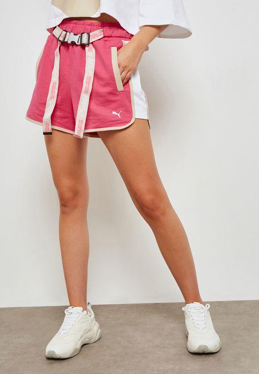 Xtreme Tape Highwaist Shorts
