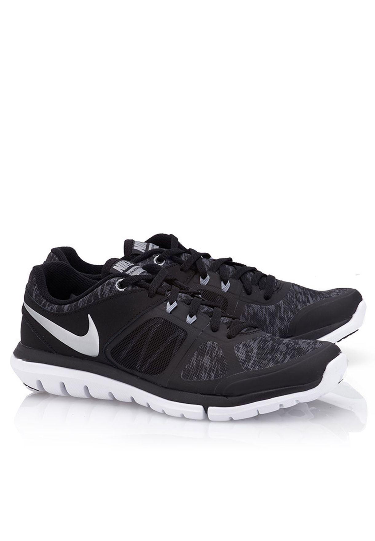 dc7f2cb94880 Shop Nike black Flex 2014 Run Flash 684761-013 for Women in Kuwait ...